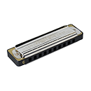 harmonicas and melodicas